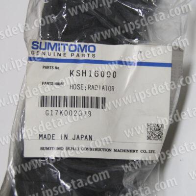 Sumitomo KSH16090 Radyatör Hortum - Radiator Hose
